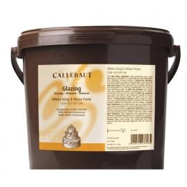 Callebaut suikerpasta 7kg (White Icing)