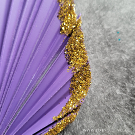Palm Purple Glitter