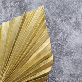 Palm Matallic Gold Mini