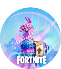Fortnite taartprint 8
