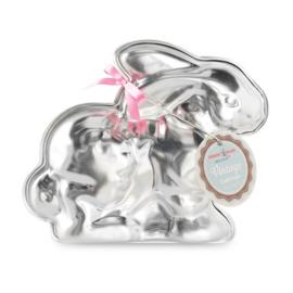 Nordic Ware 3D konijn bakvorm