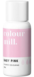 Colour Mill Baby Pink  - 20 ml