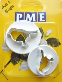 Uitstekerset vogeltjes PME
