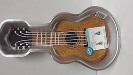 Guitar bakpan Wilton