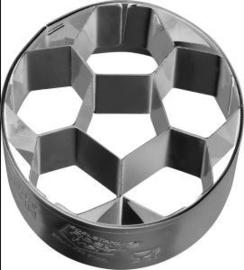 Voetbal metalen uitsteker