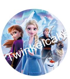 Frozen 2 Rund
