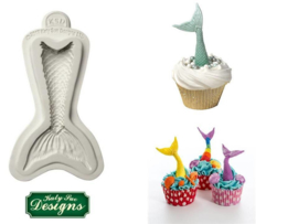 Mermaid Tail silicone mould (Katy Sue Design)