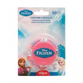 Cupcakepapiertjes Frozen