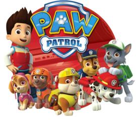 Taartprint paw patrol 1