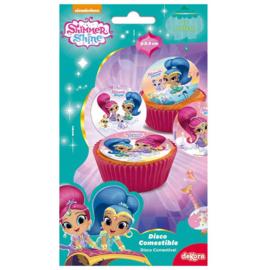 Shimmer & Shine mini discs 16 st