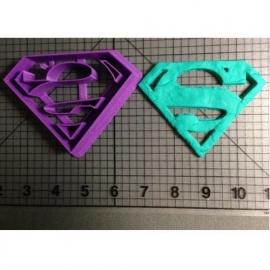 Uitsteker Superman logo