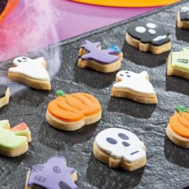 Mini Halloween cutter set 6 st