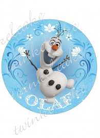 Feuille comestible Olaf