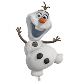 Uitsteker Frozen Olaf  5cm