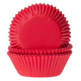 Cake cups Red Velvet House of Marie 50 st