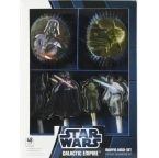 Star Wars cupcake kit Galaktic Empire