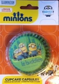 Cupcakepapiertjes Minios