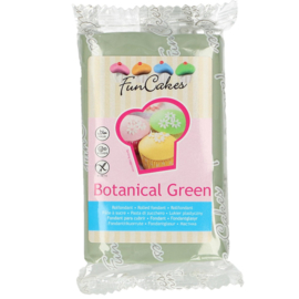 Botanical Green suikerpasta 250 gr
