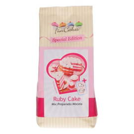 Ruby Cake Special Edition Mix 400 gr