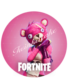 Fortnite taartprint 4