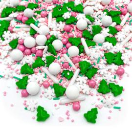 Pink Wonderland sprinklemix 90 gr