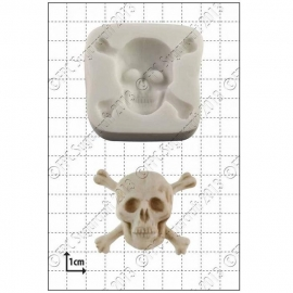 FPC Sugarcraft Skull 3D