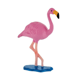 FLamingo Cake Topper 80 mm