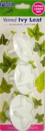 PME plungerset Ivy Leaf Large 3 st