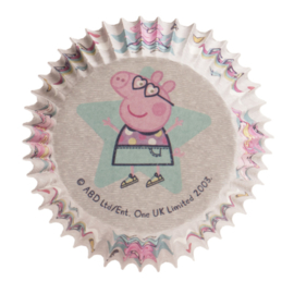 Peppa Pig Baking Cups - 25 pcs