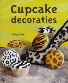 Cupcake decoratie   Paris Cutler