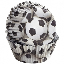 Cake cups  voetbal