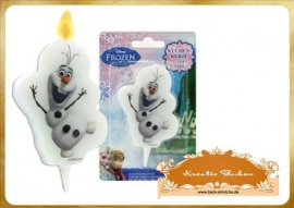 Frozen candle (olaf) 2D