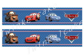 Taartband cars 1
