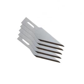 Reservemesjes voor cutter - 5 st