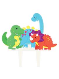 Dinosaur Cake topper 17.5 x 17.0 cm
