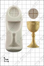 FPC Chalice & Host (Beker en hostie) silicone mould