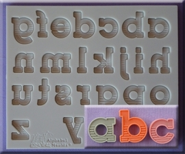 Gradient Fill kleine letters