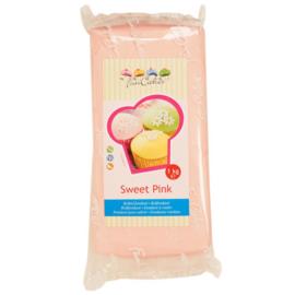 Suikerpasta Sweet Pink 1 kg
