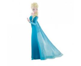 Frozen Elsa cake topper - Kunststof 10.4 cm