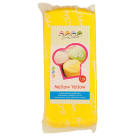 Rolled fondant Mellow Yellow 1 Kg
