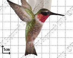 FPC Humming Bird (colibri)