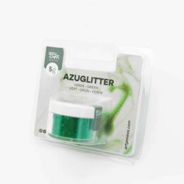 Decorative glitter Groen 5 gr