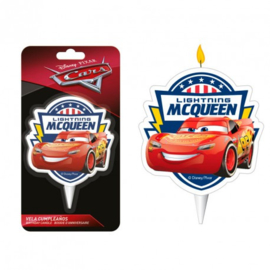 Cars 2D Candle Lightning McQueen