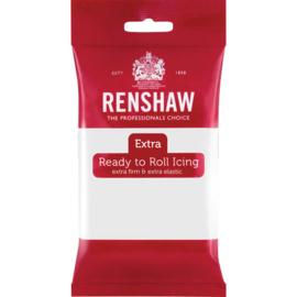 Renshaw Extra White rolfondant 250 gr