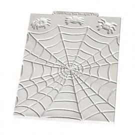KSD Spider & web design mat
