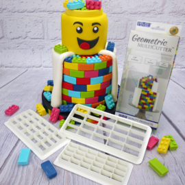 PME Geometric Bricks set 3 st