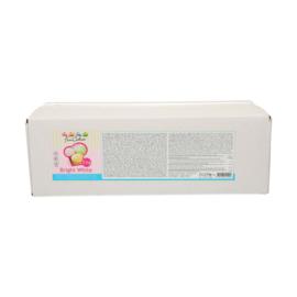 Suikerpasta Bright White (hagelwit) 5 Kg (2 x 2.5 kg)