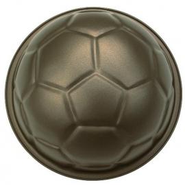 Halve voetbal stadter  22.50 cm met vijfhoekuitsteker