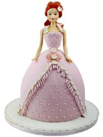 Doll cake pan PME Large
