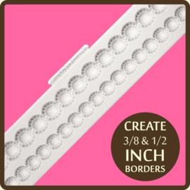 KSD Beaded pearl borders